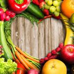Ponle color a tu dia: come frutas y verduras